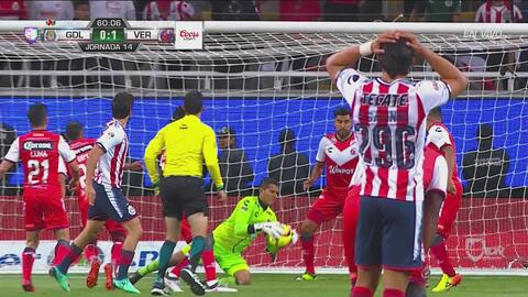 Jugadón de Torres, pero Pizarro no supo definir