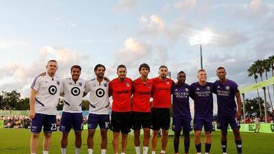 Edición del 2019, el MLS Star Game con más mexicanos desde 2003