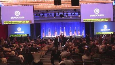 Finaliza la convención demócrata en San Francisco, donde se trataron temas como el cambio climático