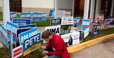 El condado de Travis recibió un número récord de peticiones para votar por correo
