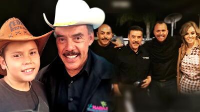 """""""Le hacen el feo"""": papá de Jenni Rivera lamenta el rechazo de su familia al hijo que tuvo en una relación extramarital"""