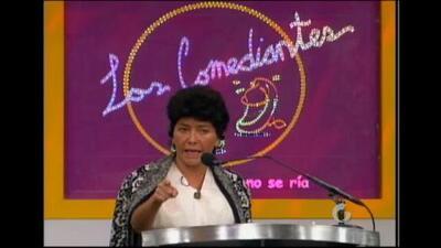 ¡Doña Lucha vs. Jorge Ortiz de Pinedo!