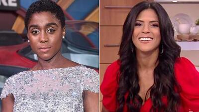 Francisca recibe con emoción la noticia de que el nuevo agente 007 será una mujer de raza negra