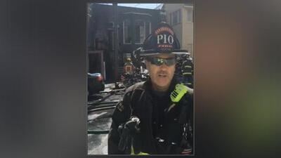 Incendio en edificio de San Francisco desplaza a 18 personas y deja tres hospitalizados