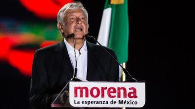 Acusan al partido Morena de usar fideicomiso para damnificados del sismo en México con fines electorales