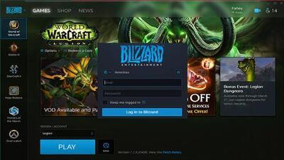 La aplicación Battle.net ahora será simplemente Blizzard Launcher