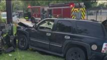 Una persona muere y otras dos resultan heridas tras un accidente en el condado de Harris