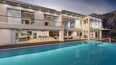 Una mansión de $80 millones se impone como la más cara en la lista de casas en venta