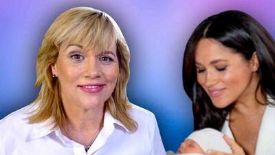La inusual reacción de la hermanastra de Meghan Markle ante el nacimiento de Archie Harrison