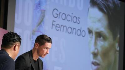 ¡Colgará los botines! Fernando Torres revela los motivos para retirarse del fútbol