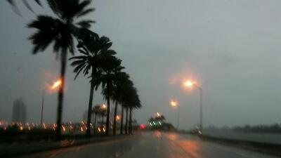 Mal tiempo y probabilidad de tormentas eléctricas e inundaciones para este lunes en Miami