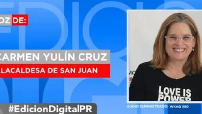 Carmen Yulín pide que Rosselló haga público el gasto total de sus próximas vacaciones a Francia