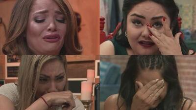 Las reinas también lloran: las emociones se apoderaron de las concursantes al hablar con sus madres