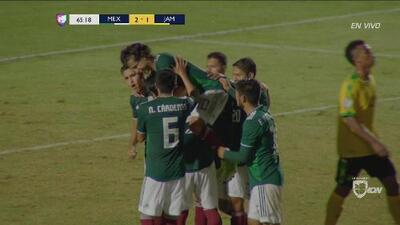 Tres goles en el segundo tiempo sentenciaron el empate 2-2 entre México y Jamaica