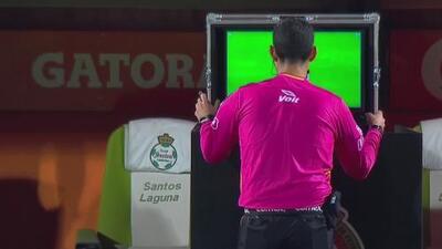 Estas fueron las polémicas que dejó el VAR en la jornada 14 de la Liga MX