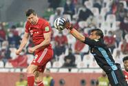 "Nahuel sobre Lewandowski: ""'Touch in your hand', a lo indio"""