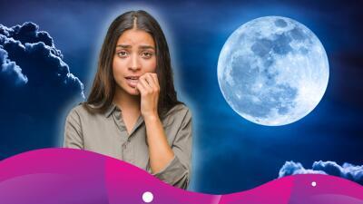 El penúltimo apogeo de la Luna del año te llenará de ansiedad