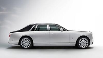 Dios salve al rey: este es el nuevo Rolls-Royce Phantom VIII