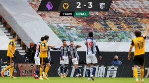 Wolverhampton no aúlla sin Raúl Jiménez