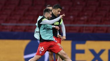 Héctor Herrera se perfila para regresar a la titularidad