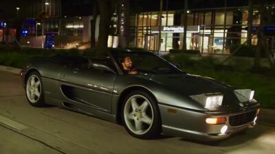 Todo sobre el Ferrari vintage que Maluma usa en su nuevo video