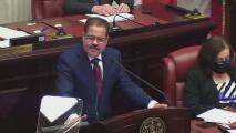 José Luis Dalmau se convierte en el nuevo presidente del Senado de Puerto Rico
