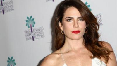 La actriz mexicana Karla Souza revela que fue violada por un director de cine
