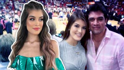 La hija mayor de Jorge Salinas debutará como actriz