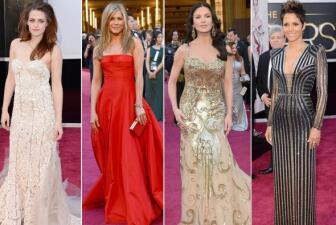 Oscar se llenó de glamour y elegancia