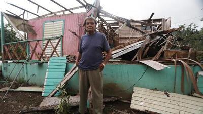 Desastres naturales, protagonistas en 2017