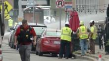 Explosión en Berwyn: Desalojan varios edificios adyacentes tras escape de gas
