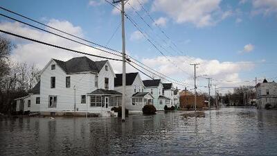 Servicio nacional meteorológico alerta sobre posibles inundaciones hacia el final de la semana