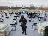 Biden invoca amplio mandato para gobernar, pero jurará sin público y en una ciudad sitiada