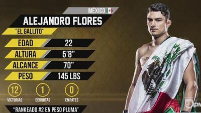 Camino a la Copa: Alejandro Flores, un 'Gallito' con alma de campeón