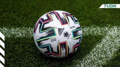 Presentan el balón oficial de la Eurocopa 2020