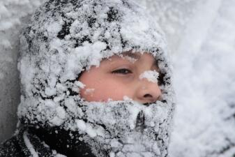 FOTOS: Las gélidas temperaturas de Chicago que no quisiéramos tener en California
