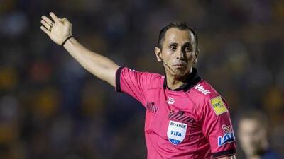 """El Rebaño defiende a Santander: """"Es un gran arbitro, ellos también cometen errores"""""""
