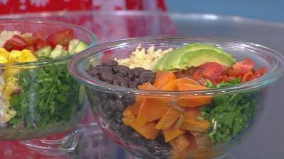 Paso a paso: cómo preparar food bowls bajos en calorías, pero muy nutritivos