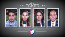 El Póker: el gigante de Concacaf sufrió, pero despertó en el momento justo
