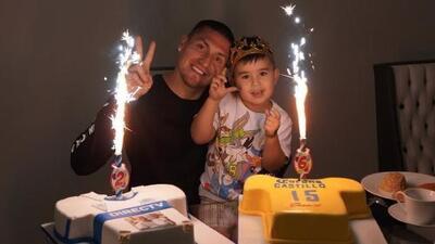 """Nico Castillo celebra su cumpleaños con un claro mensaje: """"Ódienme más"""""""