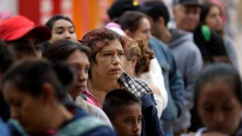 Trump no se conforma con poner obstáculos al asilo e insiste al Congreso que cambie la ley