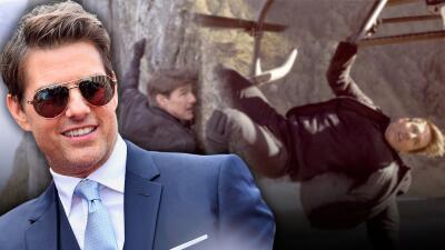 5 características que hacen a Tom Cruise un hombre de acción