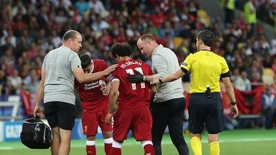 Mohamed Salah se pierde el debut de Egipto en el Mundial