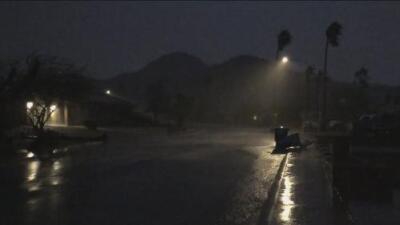 Consejos para evitar accidentes automovilísticos durante una tormenta fuerte