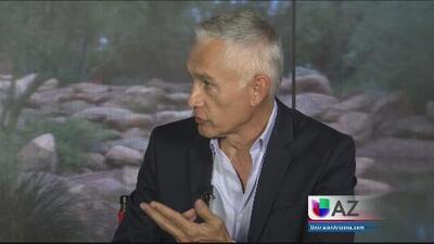 Entrevista a Jorge Ramos: Segunda Parte