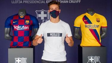 Barcelona ficha a su nueva joya: ¿Quién es Fabián Luzzi?