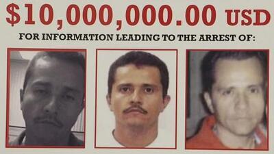 Nemesio Oseguera Cervantes, alias 'El Mencho', es el nuevo objetivo número uno de las autoridades de EEUU