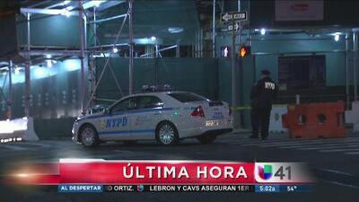 Joven hispano muere apuñalado en el Alto Manhattan