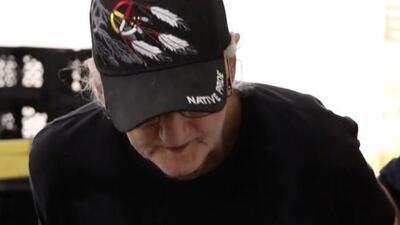 Acusación: Tiene 75 años y llegó en un scooter a una supuesta cita sexual con una quinceañera