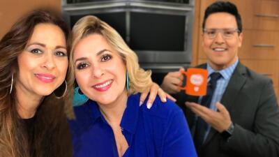 Los mensajes de Ana María Canseco y Neida Sandoval por el regreso de Raúl González a Despierta América